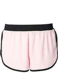Pantalones cortos rosados de Filles a papa