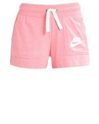 Pantalones Cortos Rosados de Nike