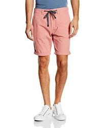 Pantalones cortos rosados de Tom Tailor Denim