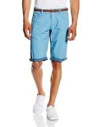 Pantalones Cortos Turquesa de edc by Esprit