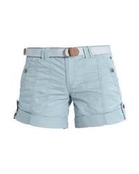 Pantalones Cortos Turquesa de Esprit