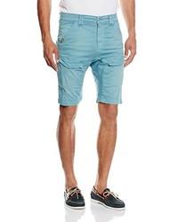 Pantalones Cortos Turquesa de Gang