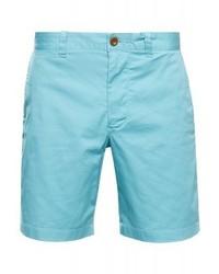 Pantalones Cortos Turquesa de J.Crew