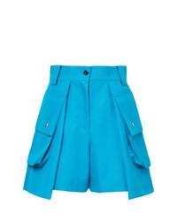 Pantalones Cortos Turquesa de Sacai