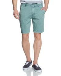 Pantalones Cortos Turquesa de Volcom