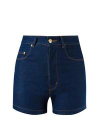 Pantalones cortos vaqueros azul marino de Amapô