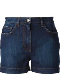 Pantalones cortos vaqueros azul marino de Dolce & Gabbana