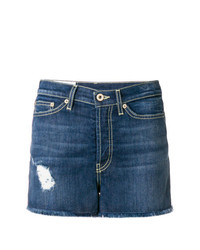 Pantalones cortos vaqueros azul marino de Dondup