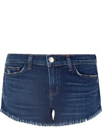 Pantalones cortos vaqueros azul marino de L'Agence