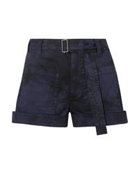 Pantalones cortos vaqueros azul marino de Proenza Schouler