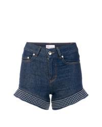 Pantalones cortos vaqueros azul marino de RED Valentino