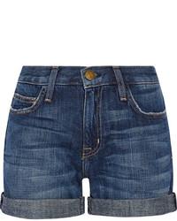 Pantalones Cortos Vaqueros Azules de Current/Elliott