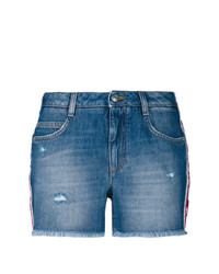 Pantalones cortos vaqueros azules de Ermanno Scervino
