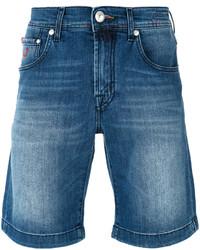 Pantalones cortos vaqueros azules de Jacob Cohen