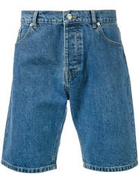 Pantalones cortos vaqueros azules de Kenzo