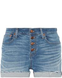 Pantalones cortos vaqueros azules de Madewell