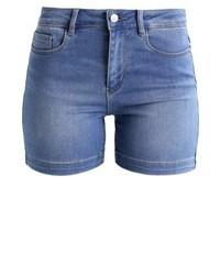 Pantalones Cortos Vaqueros Azules de Vero Moda