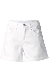 Pantalones cortos vaqueros blancos de Rag and Bone