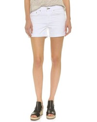 Pantalones cortos vaqueros blancos de Rag & Bone