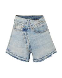 Pantalones cortos vaqueros celestes de R13