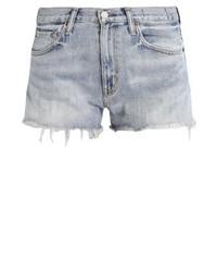Pantalones Cortos Vaqueros Celestes de Ralph Lauren