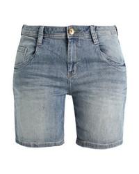 Pantalones Cortos Vaqueros Celestes de Tom Tailor