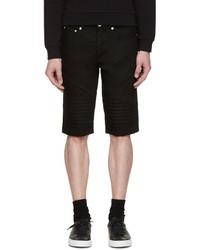 Pantalones Cortos Vaqueros Negros de Givenchy