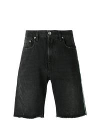 Pantalones cortos vaqueros negros de MSGM