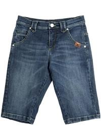 Pantalones cortos vaqueros