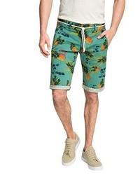 Pantalones Cortos Verde Azulado de edc by Esprit