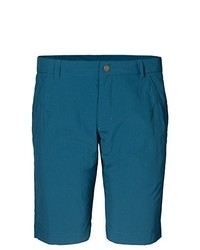 Pantalones Cortos Verde Azulado de Jack Wolfskin