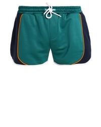 Pantalones Cortos Verde Azulado de River Island