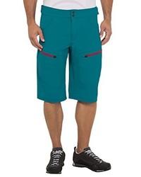 Pantalones Cortos Verde Azulado de VAUDE