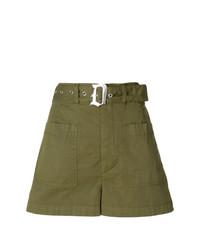 Pantalones cortos verde oliva de Dondup