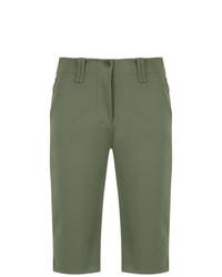Pantalones cortos verde oliva de Gloria Coelho