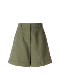 Pantalones cortos verde oliva de Holland & Holland