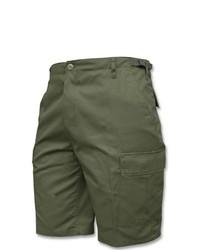 Pantalones cortos verde oliva de Mil-Tec