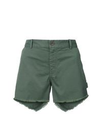 Pantalones cortos verde oliva de Nili Lotan