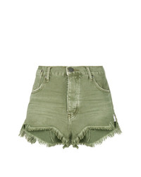Pantalones cortos verde oliva de One Teaspoon