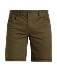 Pantalones Cortos Verde Oliva de ONLY & SONS