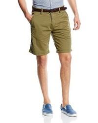 Pantalones cortos verde oliva de s.Oliver