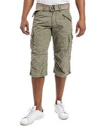 Pantalones cortos verde oliva de Timezone