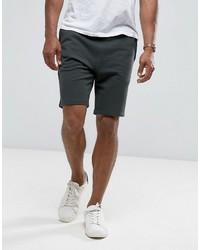 Pantalones cortos verde oscuro de Asos