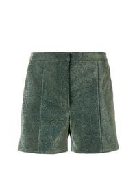Pantalones Cortos Verde Oscuro de Golden Goose Deluxe Brand