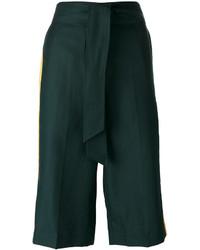 Pantalones cortos verde oscuro de Paul Smith