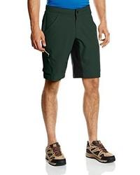 Pantalones cortos verde oscuro de Qloom