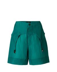 Pantalones cortos verdes de Lost & Found Ria Dunn
