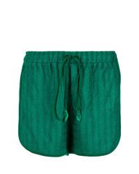 Pantalones cortos verdes de Martha Medeiros