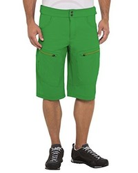 Pantalones cortos verdes de VAUDE