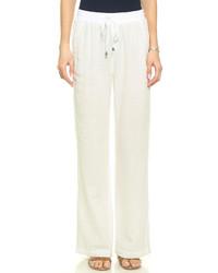 Pantalones de Pijama Blancos de Splendid